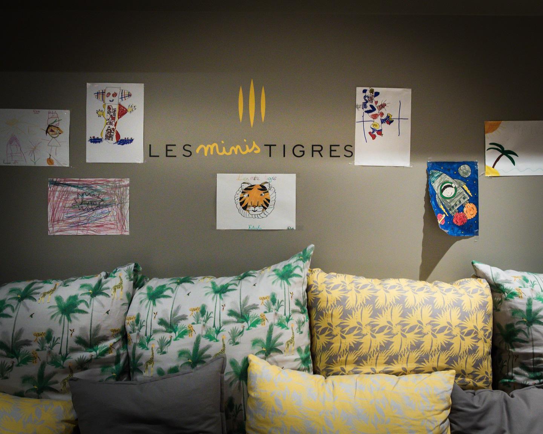 Tigre Yoga Club, Paris