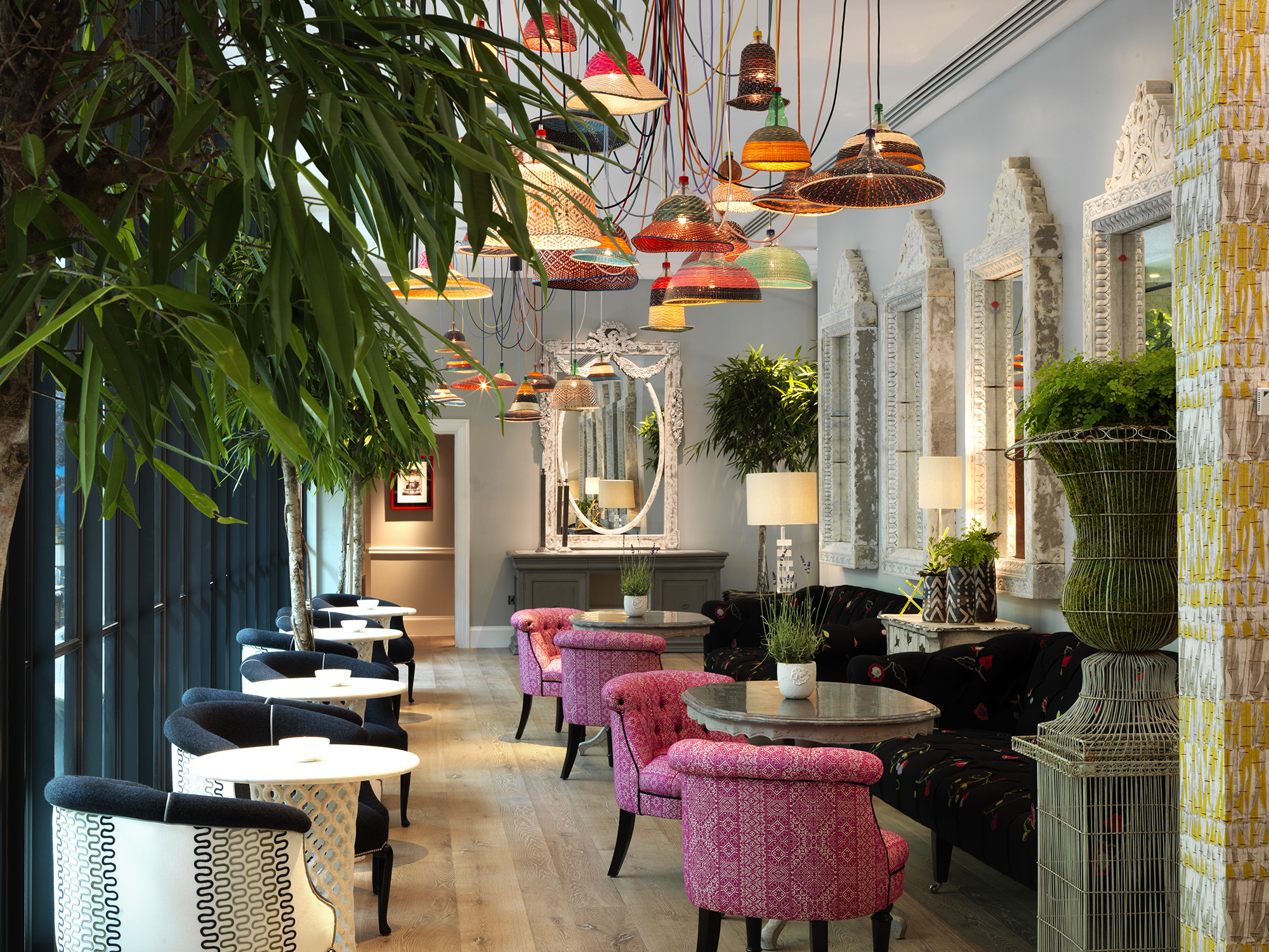 Ham Yard Hotel, Londres