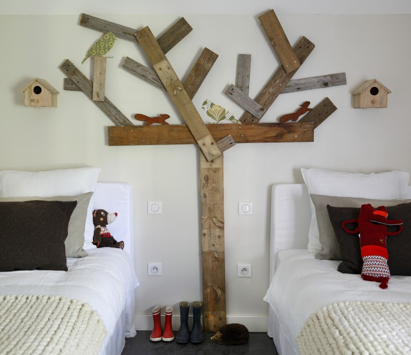 Un matin dans les bois - Chambre 4d