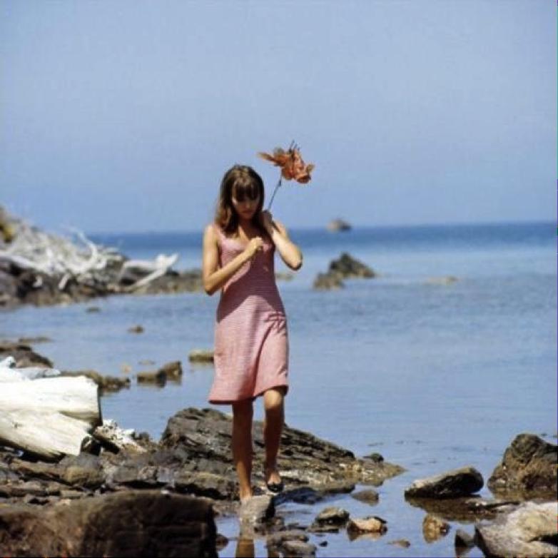 Anna Karina, Le Mépris, J-L. Godard, 1965