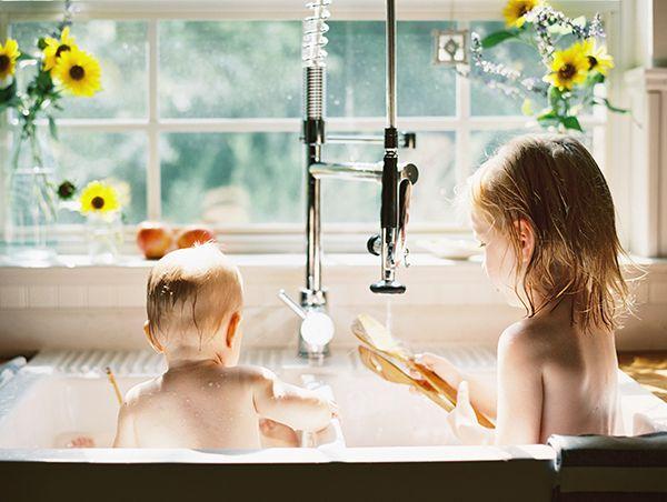 Cosmétiques bio et naturels pour les enfants
