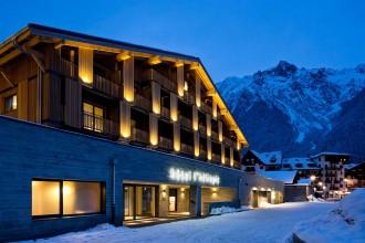 Hôtel Héliopic, Chamonix