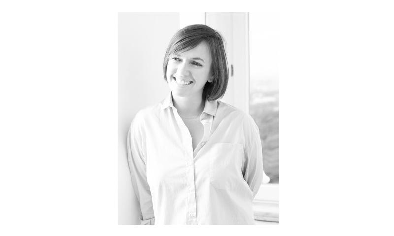 Marie Hocepied, fondatrice et rédactrice en chef de Recto Verso Magazine, Bruxelles.