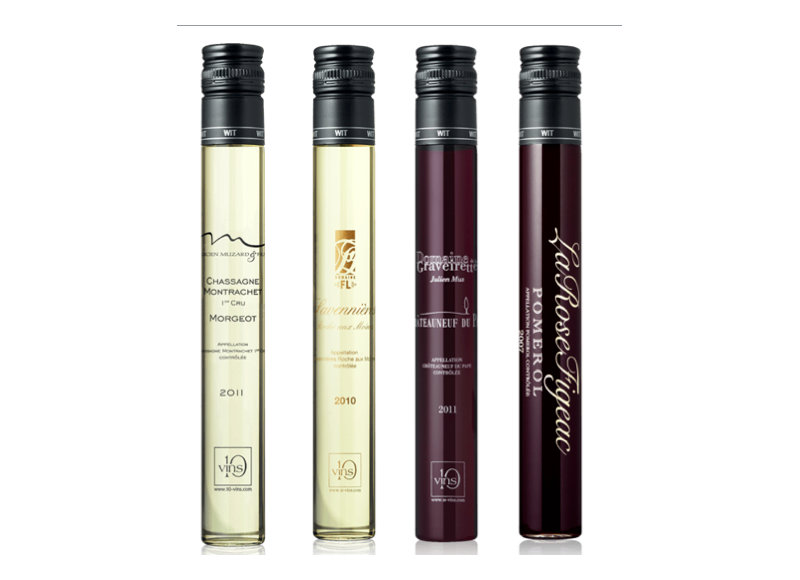 11. Coffret Grands Crus Luxe, 10-vins.com, 54€.