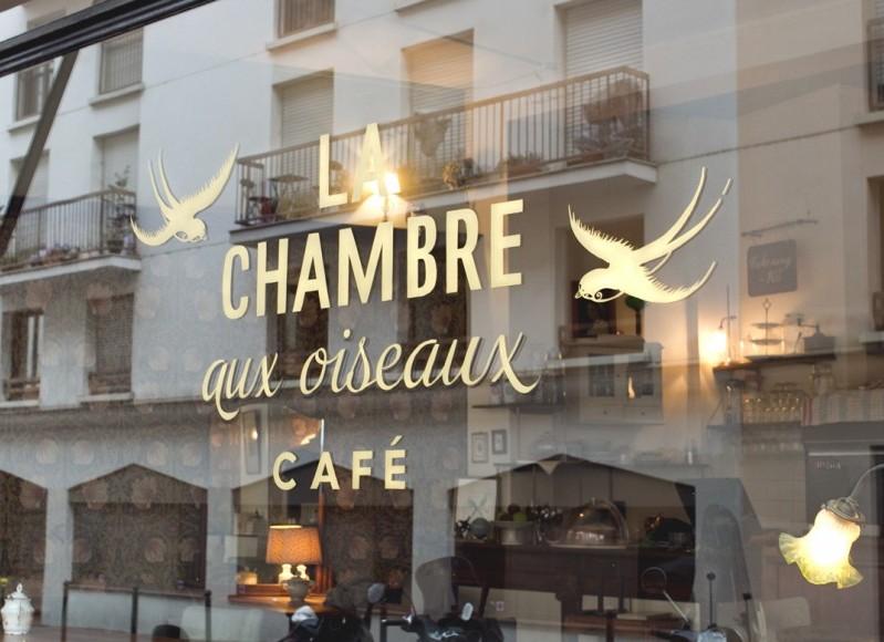 La Chambre aux Oiseaux, Paris XIeme. ©SophieDerrien