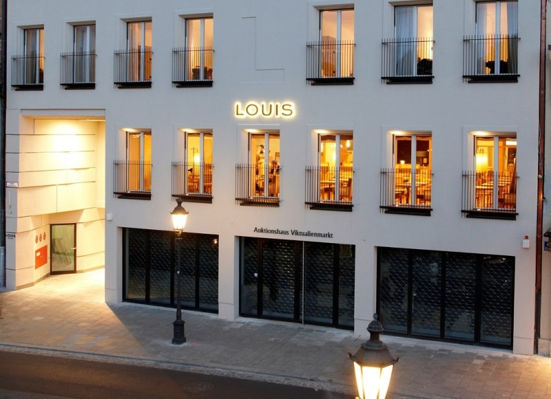 Louis Hotel, Munich. ®Kull & Weinzierl GmbH & Co