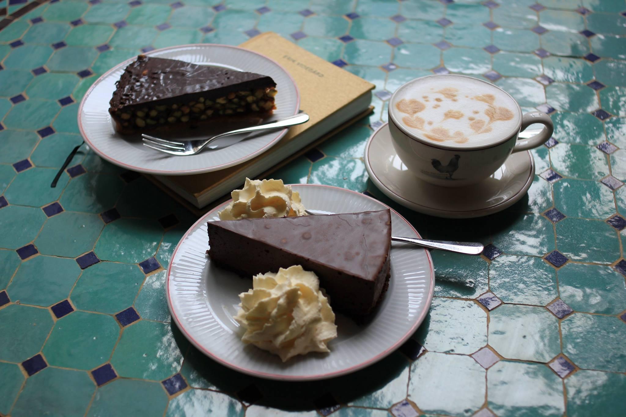 Café Egoiste à Stockholm