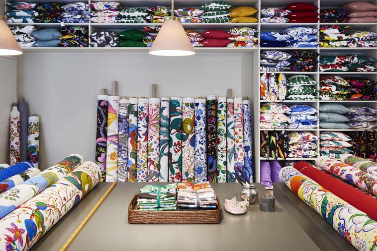 La boutique Svensktten à Stockholm