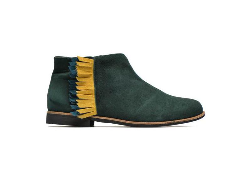 4. Boots Ingrid Manuela de Juan