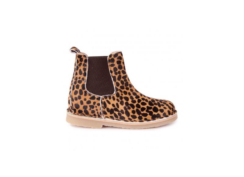 7. Bottine Chelsea leopard, Petit Nord