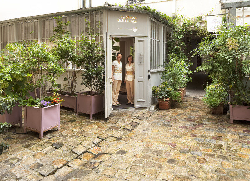 La Maison Dr. Hauschka, Paris