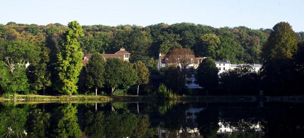 Les étangs de Corot