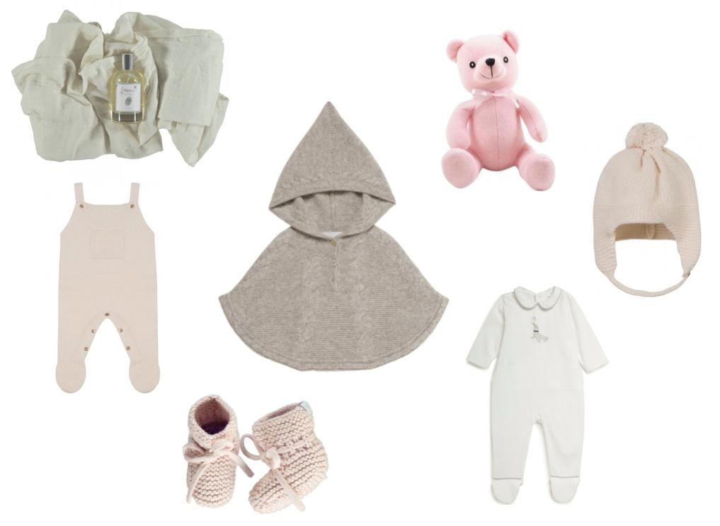 Essentiels pour un bébé d'hiver