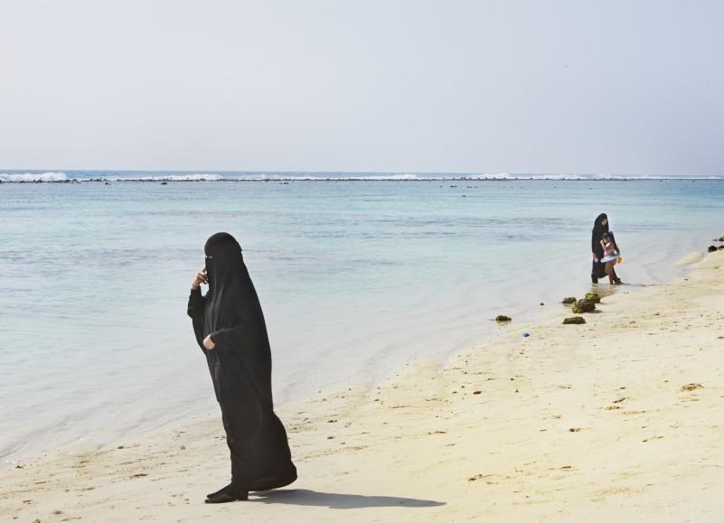 Maldives « la charia sous les tropiques ». ©Véronique de VIGUERIE