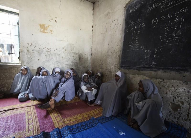Maidiguri, Nigeria « BringBackOurGirls », avril 2014. ©Véronique de VIGUERIE