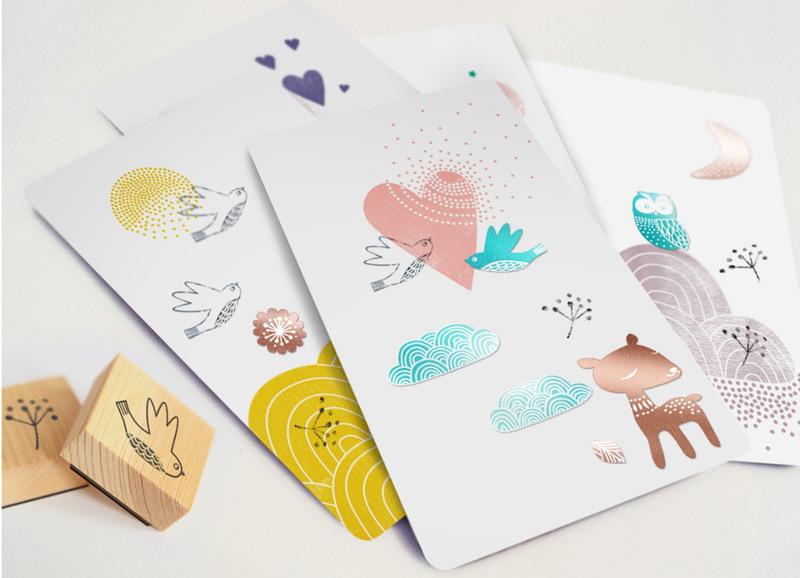 8. Coffret papier à lettres DIY Paper Dreams