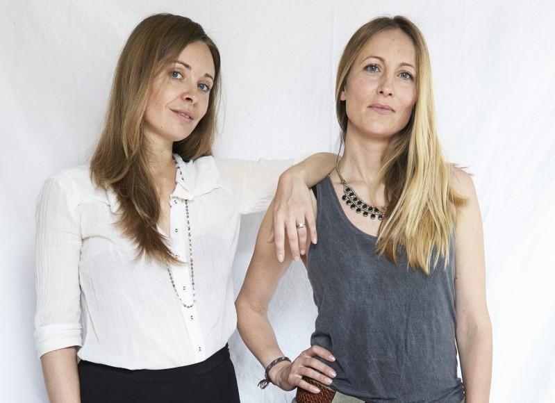 Manon Quérouil et Véronique de Viguerie. ©Benoît Pailley