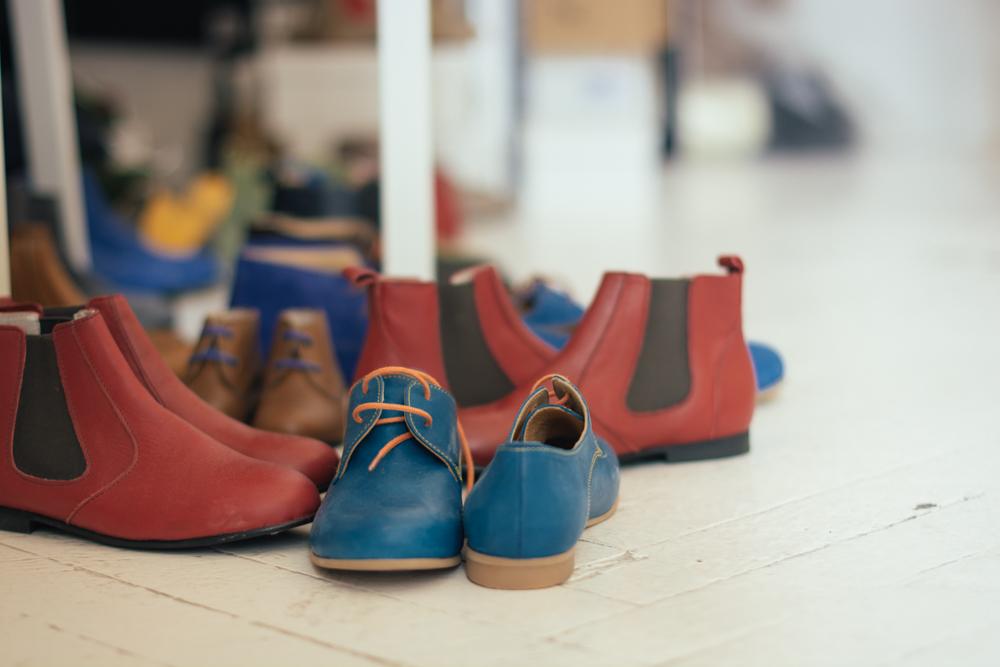 Les chaussures Clotaire