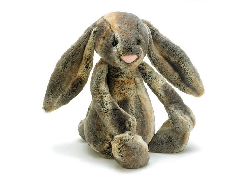 4. Lapin en peluche, Jellycat, 19, 90 euros