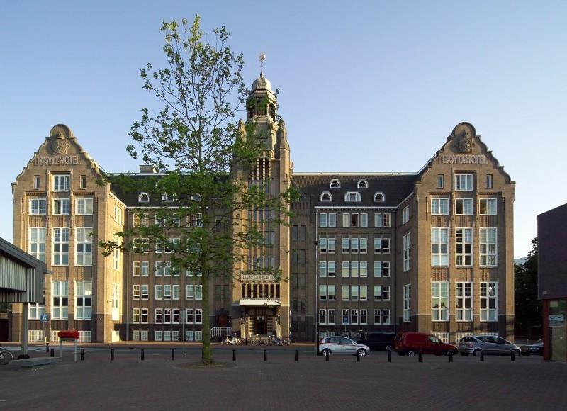 Lloyd Hotel, Amsterdam Allard van der Hoek©