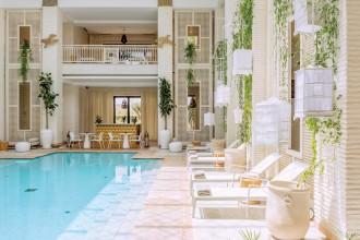 Beachcomber Hotels & Resorts; Maroc; Morocco; Marrakech; Marrakesh; Royal Palm Marrakech; 5-star Hotel; Palace; Travel; Voyage; Tourism; Tourisme; Holiday; Vacation; Congé; Vacances; Poolside; Bord de la piscine; Spa; Wellness centre; Centre de bien-être; Massage; Detox massage; Massage détox;