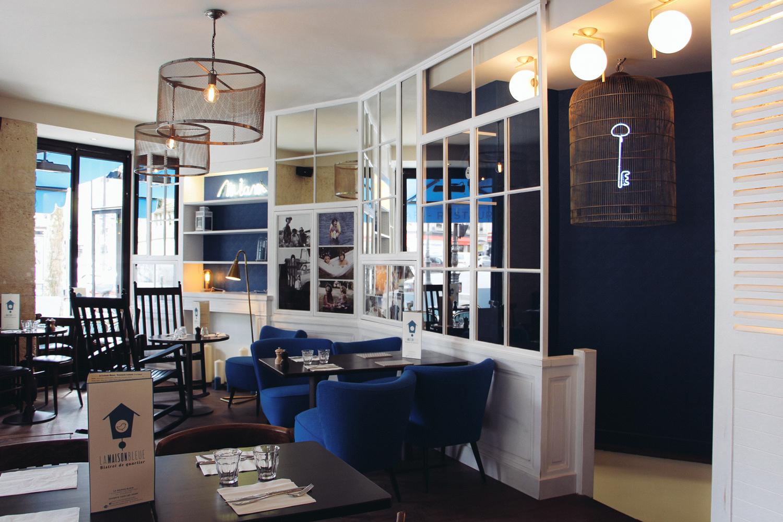La Maison Bleue, 75010 Paris