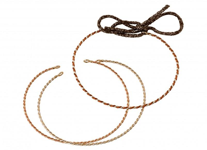 bracelet bimatières Milligram