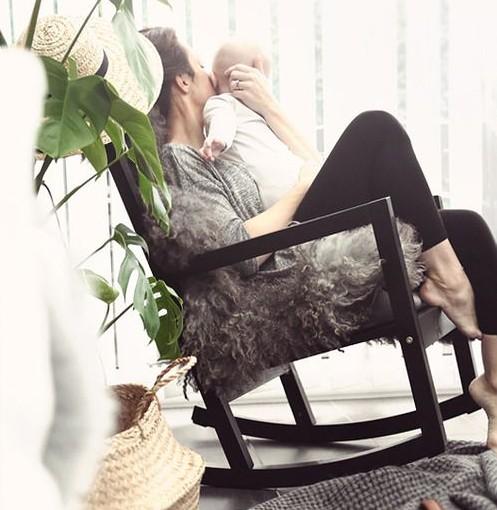 Profiter de son congé maternité