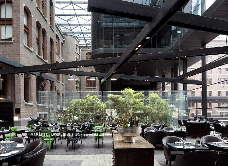 Trois h tels amsterdam pour un week end en famille les for Hotel week end