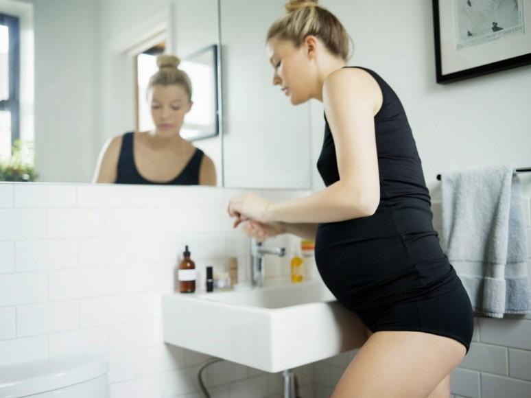 Cosmétiques pour femmes enceintes