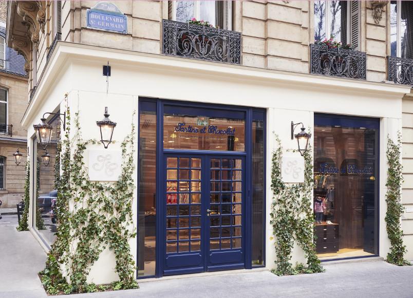 Tartine et Chocolat, Paris VIIe