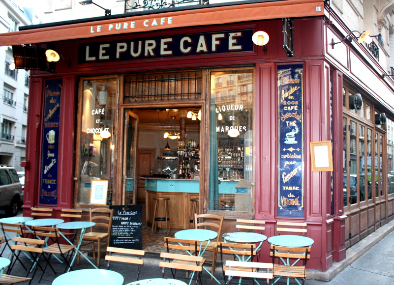 Brunch u00e0 la parisienne au Pure Cafu00e9 (Paris, 75011) - Les Louves