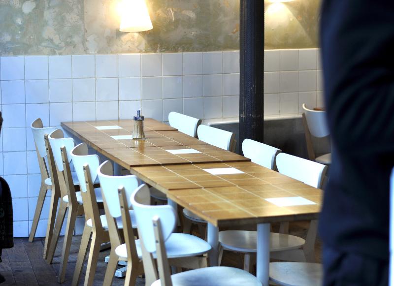 Coutume Café, Paris VIIe