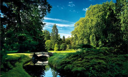 Les plus jolis parcs et ch teaux visiter en famille for Jardin anglais fontainebleau
