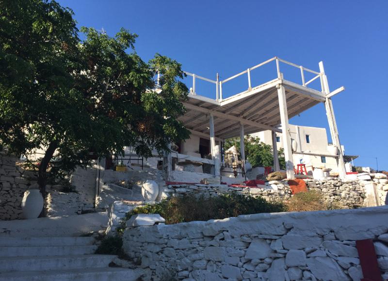 Village de Kastro, Sifnos