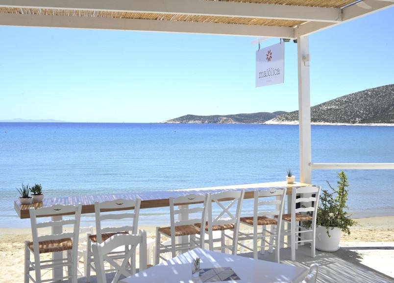 Restaurant Maiolica, Sifnos