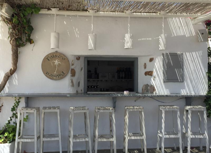 Café Palmira, Sifnos
