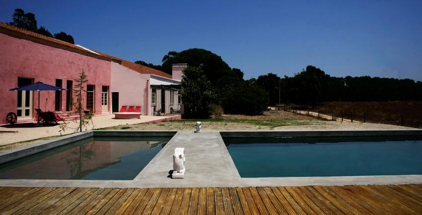 Uva do Monte, un refuge pour les familles  à Comporta