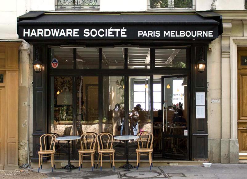 Hardware Société, Paris XVIIIe ©Fanny Rivron