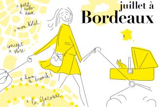 Les bonnes adresses kids friendly de Bordeaux by Bugaboo