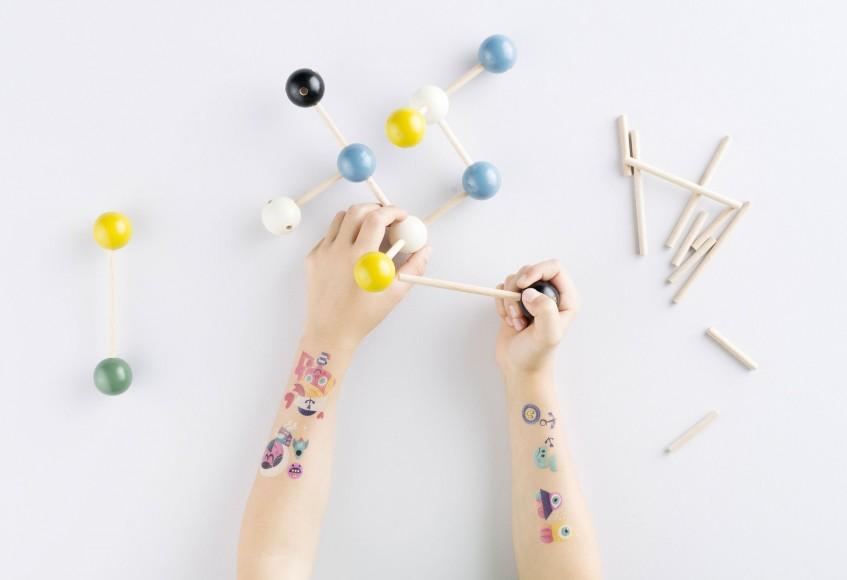 Tatouages pour enfants