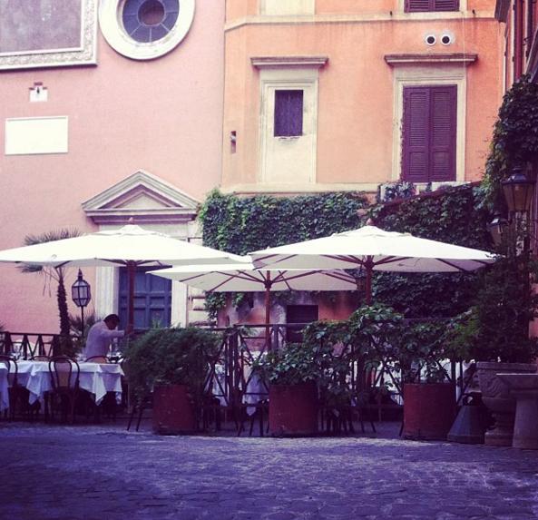 Ristorante Piperno, Rome