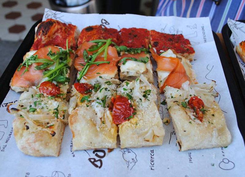 Pizzarium Bonci, Rome