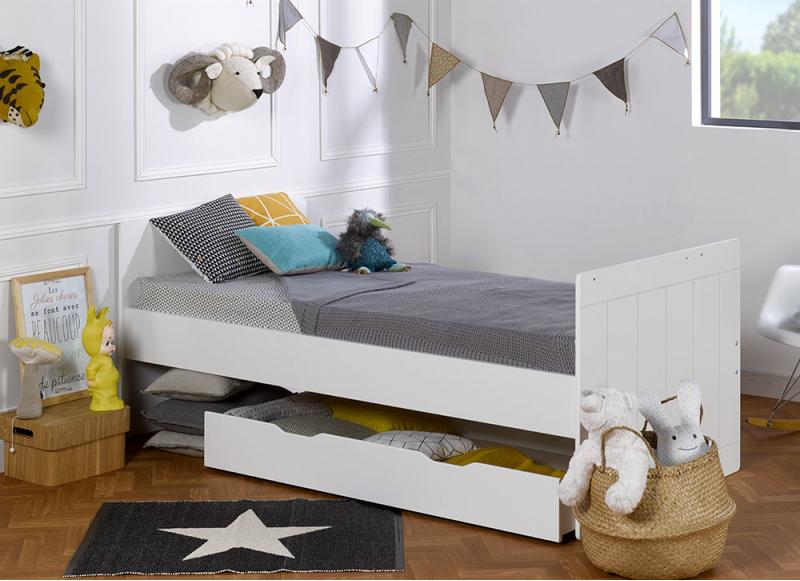 comment choisir son lit barreaux les louves. Black Bedroom Furniture Sets. Home Design Ideas