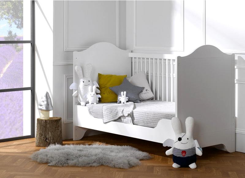 Comment choisir son lit barreaux les louves for Lit a barreaux