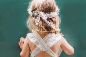 Cortège de mariée 2017: notre sélection de tenues pour les enfants d'honneur