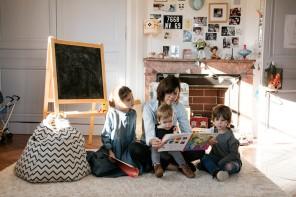 Chambre d'enfants : inspirations déco chez Lois Moreno, photographe