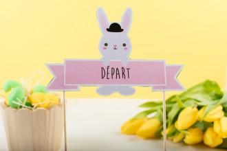 Organisez une belle chasse aux oeufs pour Pâques