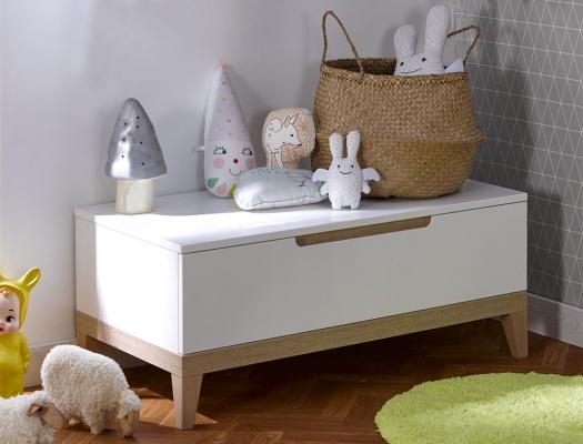 5 id es de rangements malins pour petites chambres d. Black Bedroom Furniture Sets. Home Design Ideas
