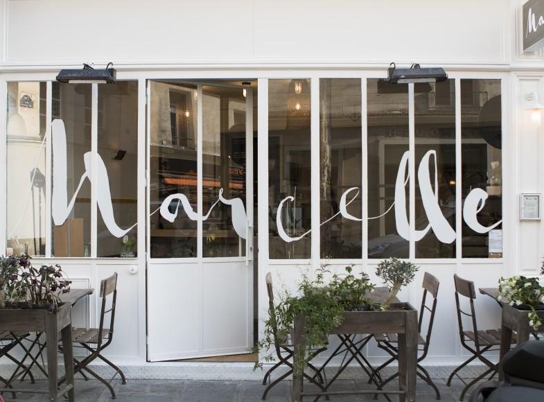 Marcelle, Paris Ier